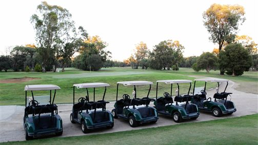 Deniliquin Golf Leisure Resort - Accommodation NSW