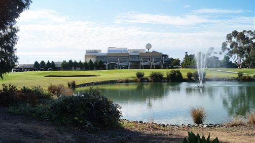 Rich River Golf Club - Accommodation NSW