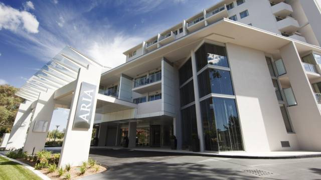 Aria Hotel Canberra - Accommodation NSW