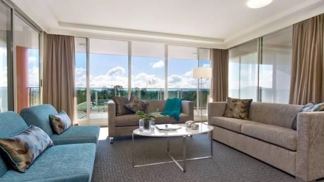 Pacific Suites Canberra - Accommodation NSW
