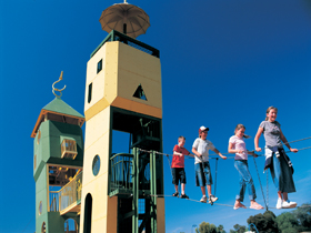 Monash Adventure Park - Accommodation NSW