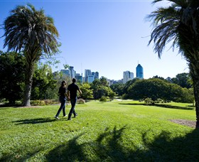 City Botanic Gardens - Accommodation NSW