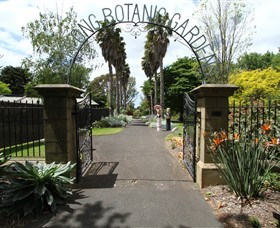 Friends of Geelong Botanic Gardens - Accommodation NSW