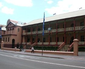 Parliament House - Accommodation NSW