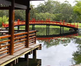 North Coast Regional Botanic Garden - Accommodation NSW