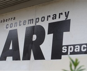 Canberra Contemporary Art Space - Accommodation NSW