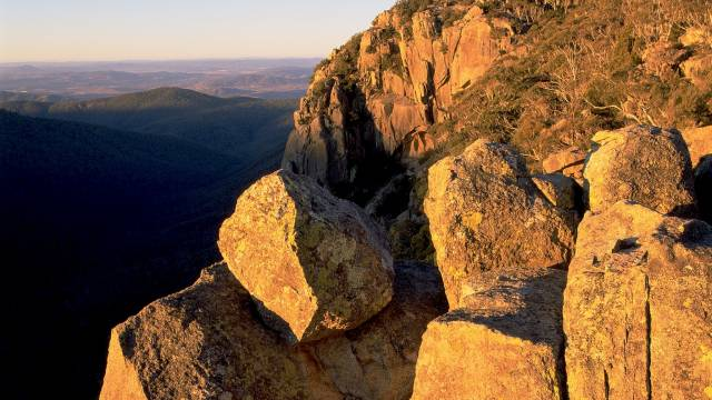 Booroomba Rocks - Accommodation NSW