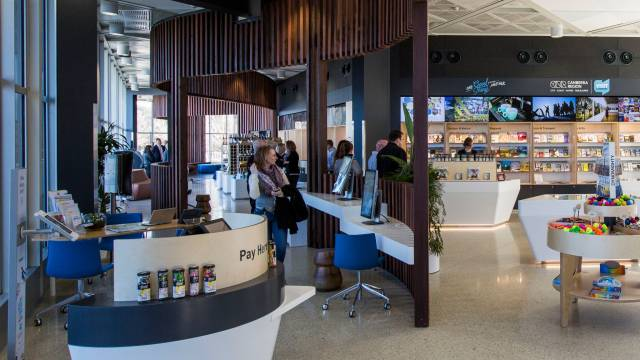 Canberra and Region Visitors Centre - Accommodation NSW