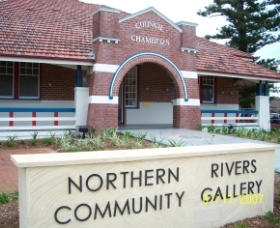 Northern Rivers Community Gallery - Accommodation NSW