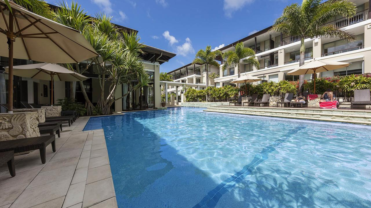 Oaks Santai Resort Casuarina - Accommodation NSW