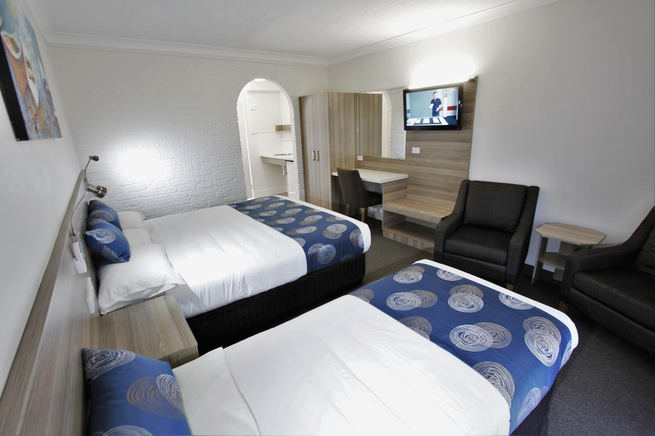 Aston Motel Yamba - Accommodation NSW