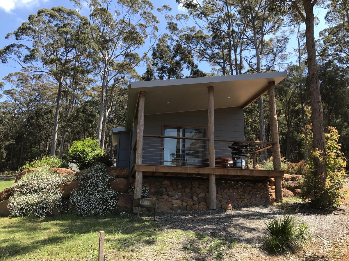 The Floating Forest Retreat - Accommodation NSW
