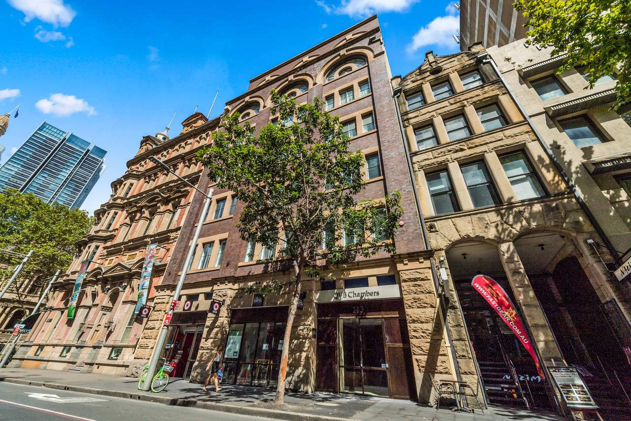 Sydney Hotel QVB - Accommodation NSW