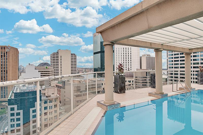 Wyndel Apartments Sydney CBD - Bond - Accommodation NSW