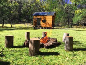 Christopher Tiny House - Accommodation NSW