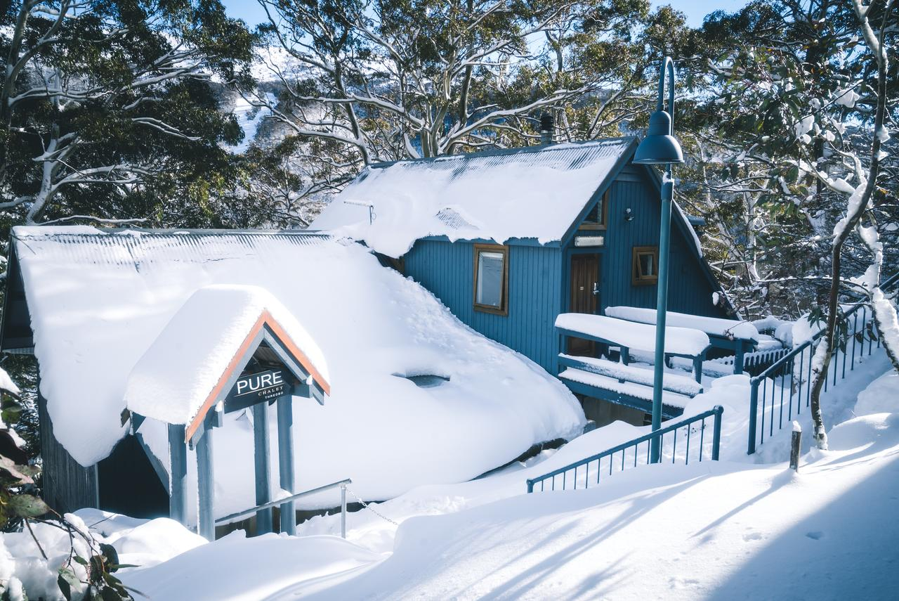 Pure Chalet Thredbo - Accommodation NSW