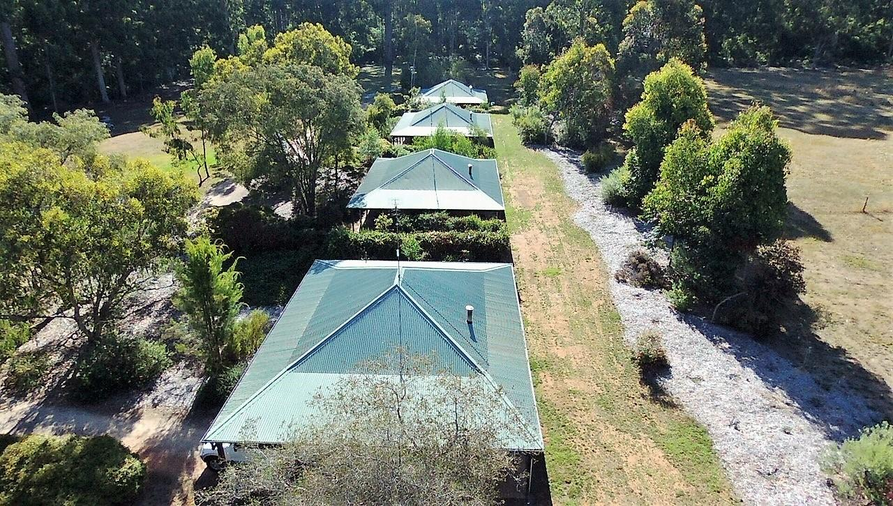 Treenbrook Cottages - Accommodation NSW