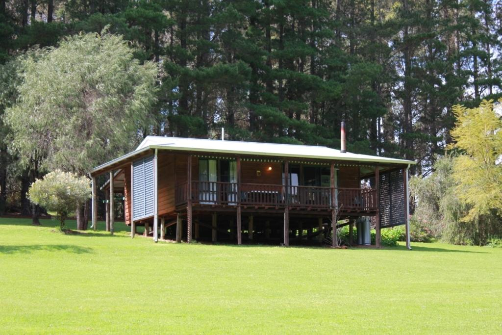 Hawke Brook Chalets - Accommodation NSW