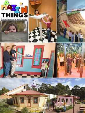 A Maze 'N Things - Accommodation NSW