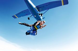 Skydive the Beach and Beyond Yarra Valley - Accommodation NSW