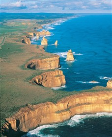 12 Apostles Flight Adventure from Apollo Bay - Accommodation NSW