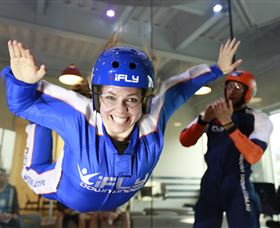 iFly Indoor Skydiving - Accommodation NSW