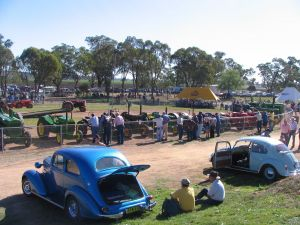 Quirindi Rural Heritage Village - Vintage Machinery and Miniature Railway Rally and Swap Meet - Accommodation NSW